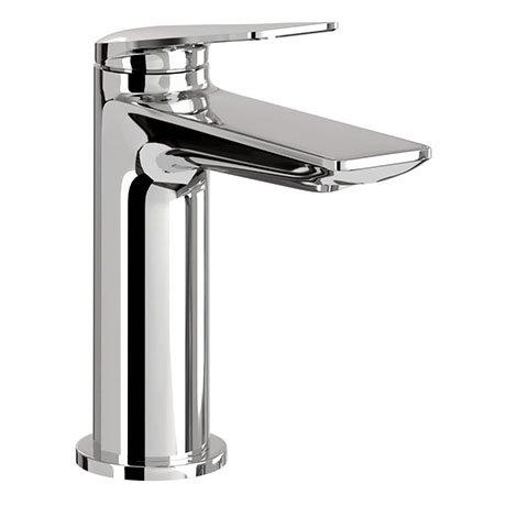 Britton Bathrooms Greenwich Chrome Mono Basin Mixer - GRE.110CP