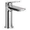 Britton Bathrooms Greenwich Chrome Mono Basin Mixer - GRE.110CP profile small image view 1