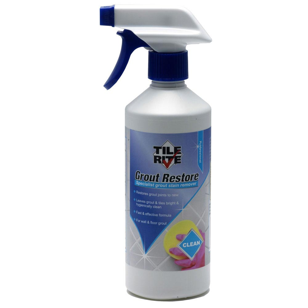 Tile Rite 500ml Grout Restorer profile large image view 1
