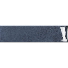 Granley Rustic Blue Gloss Wall Tiles 70 x 280mm