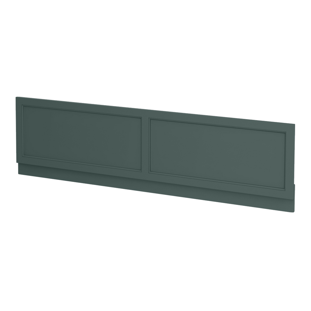 Chatsworth Green 1800 Traditional Front Bath Panel