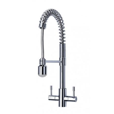 Mayfair - Groove Mono Kitchen Tap with Pull Out Spout - KIT173