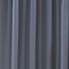 Grey W1800 x H1800mm Polyester Shower Curtain profile small image view 1