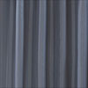 Grey W2400 x H2000mm Extra Wide Polyester Shower Curtain profile small image view 1