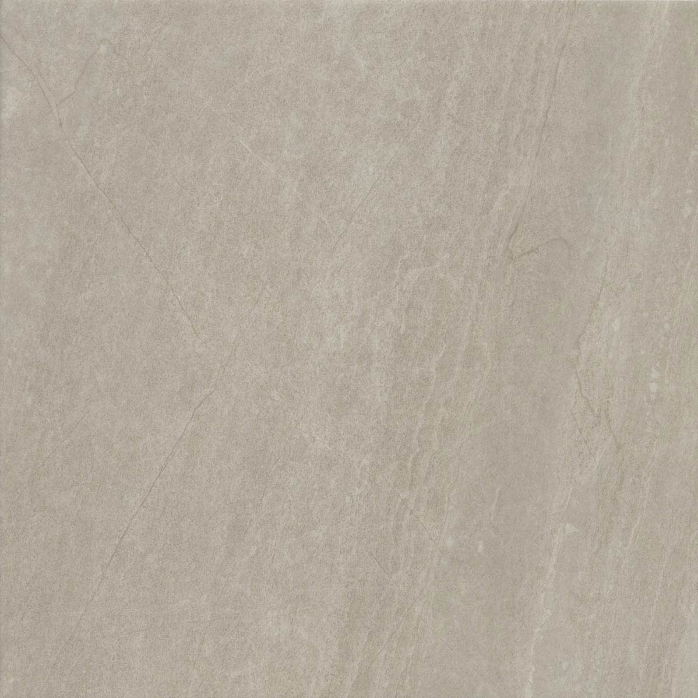 Loreno Dark Cream Gloss Porcelain Floor Tiles - 33 x 33cm Large Image