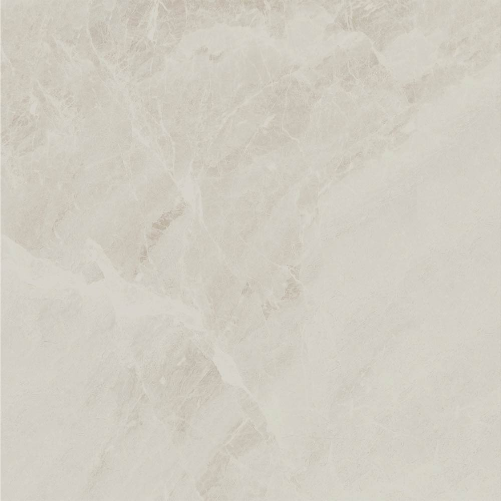 Gio Bone Marble Effect Porcelain Floor Tiles - 45 x 45cm  Standard Large Image