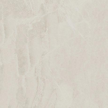 Gio Bone Marble Effect Porcelain Floor Tiles - 45 x 45cm
