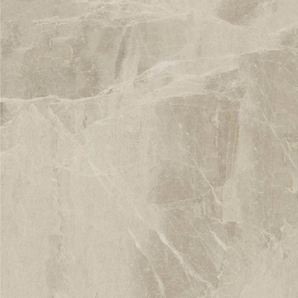 Gio Beige Marble Effect Porcelain Floor Tiles - 45 x 45cm  Standard Large Image