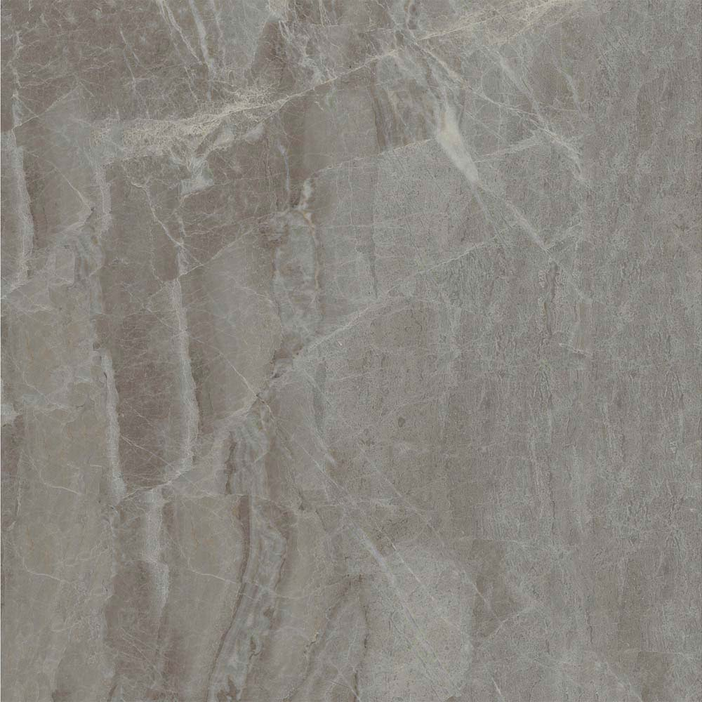 Gio Grey Marble Effect Porcelain Floor Tiles - 45 x 45cm  Profile Large Image