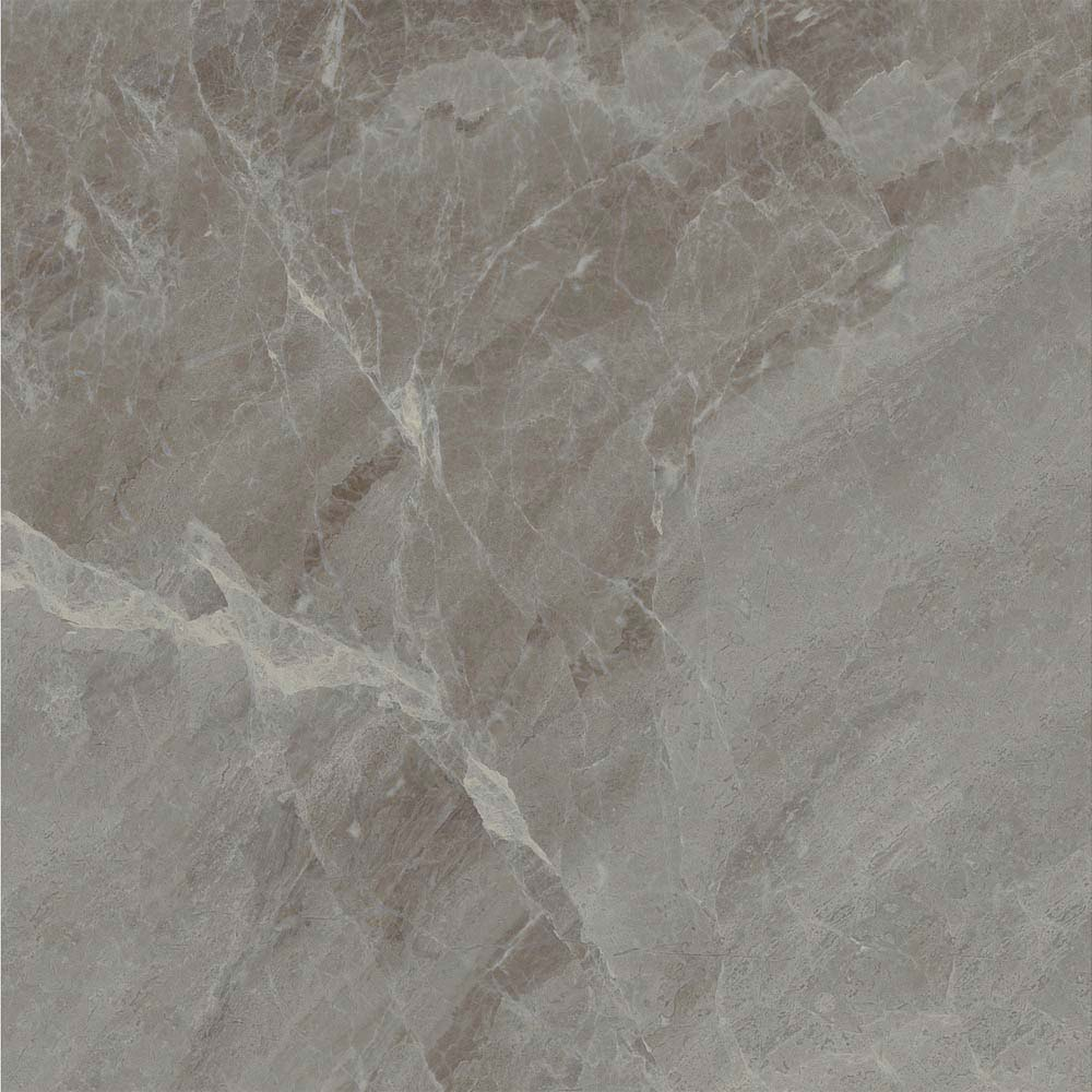 Gio Grey Marble Effect Porcelain Floor Tiles - 45 x 45cm  Standard Large Image