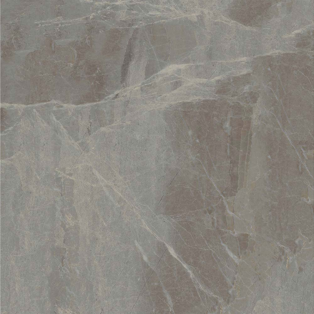 Gio Grey Marble Effect Porcelain Floor Tiles - 45 x 45cm  In Bathroom Large Image