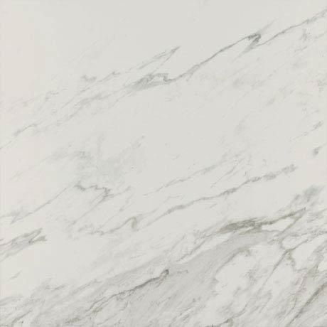Pavia Grey Gloss Porcelain Floor Tiles - 60 x 60cm