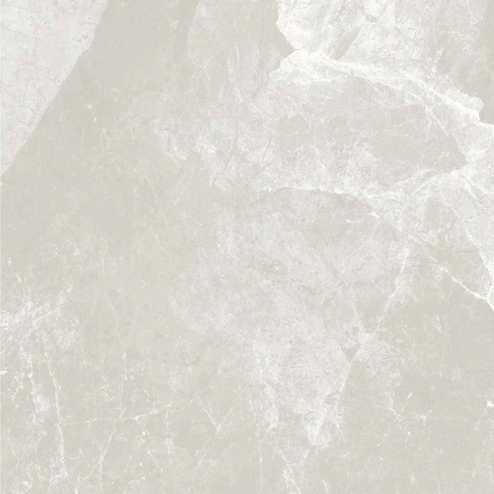 Casca White Matt Porcelain Floor Tiles - 60 x 60cm  Feature Large Image