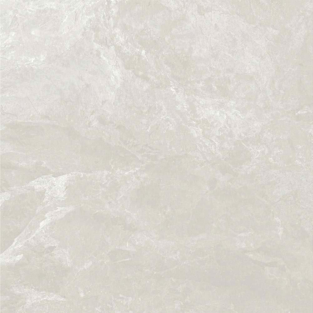 Casca White Matt Porcelain Floor Tiles - 60 x 60cm  In Bathroom Large Image