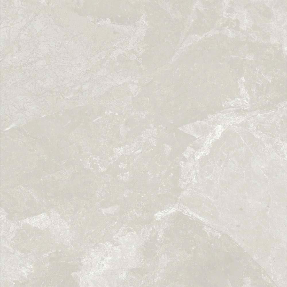 Casca White Matt Porcelain Floor Tiles - 60 x 60cm  Newest Large Image