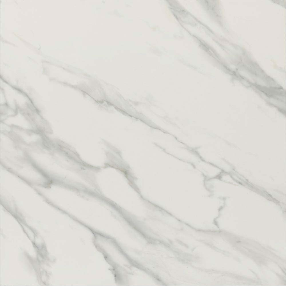 Pavia Grey Gloss Porcelain Floor Tiles - 60 x 60cm  additional Large Image