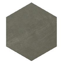 Vista Hexagon Grey Wall Tiles - 30 x 38cm Medium Image