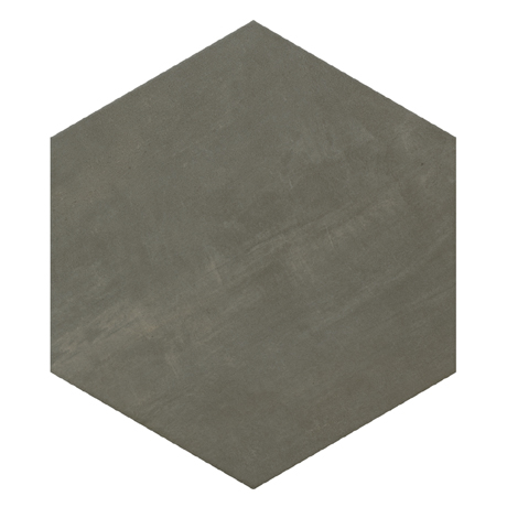 Vista Hexagon Grey Wall Tiles - 30 x 38cm