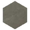 Vista Hexagon Grey Wall Tiles - 30 x 38cm Small Image