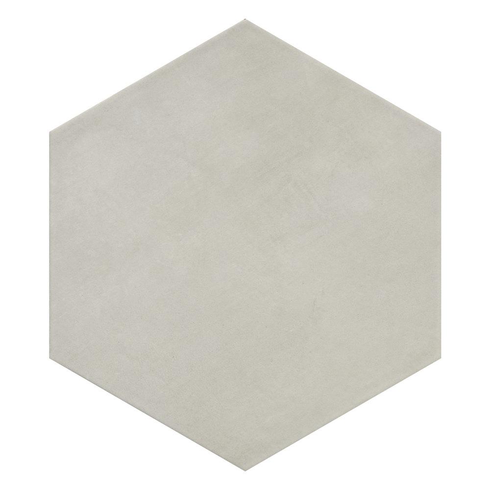 Vista Hexagon Ice Wall Tiles - 30 x 38cm  Standard Large Image