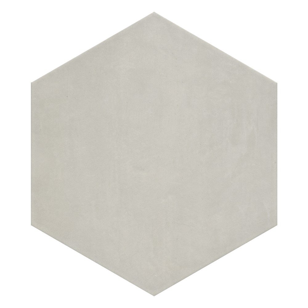 Vista Hexagon Ice Wall Tiles - 30 x 38cm Large Image