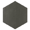 Vista Hexagon Anthracite Wall Tiles - 30 x 38cm Small Image