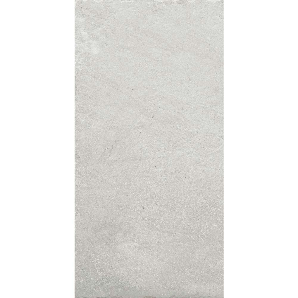 Sienna Almond Textured Stone Effect Matt Floor Tiles - 30 x 60cm  Feature Large Image