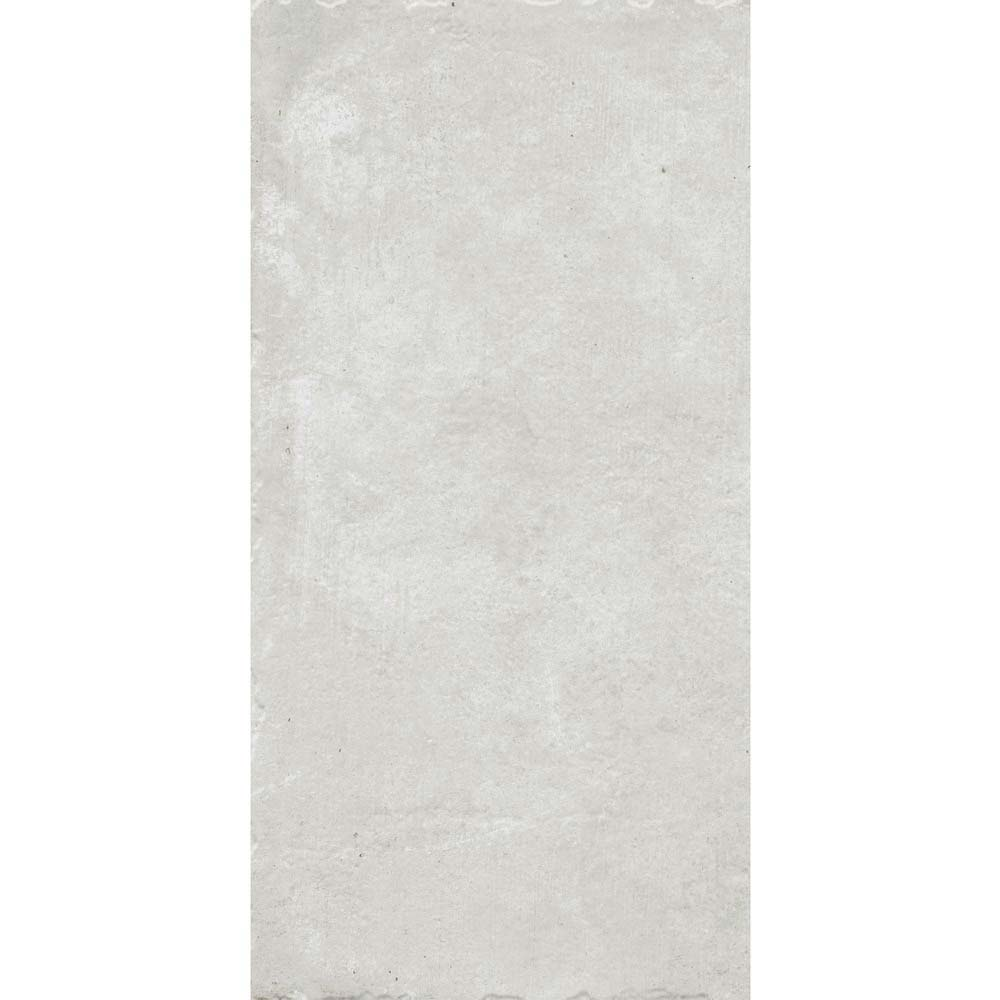 Sienna Almond Textured Stone Effect Matt Floor Tiles - 30 x 60cm  In Bathroom Large Image