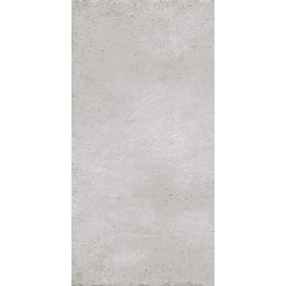 Sienna Almond Textured Stone Effect Matt Floor Tiles - 30 x 60cm Large Image