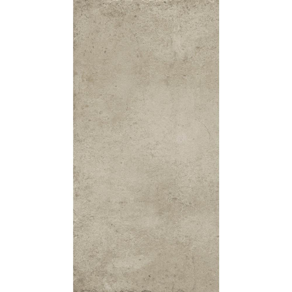Sienna Cream Textured Stone Effect Matt Floor Tiles - 30 x 60cm  Newest Large Image