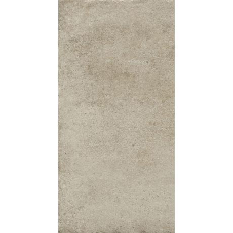 Sienna Cream Textured Stone Effect Matt Floor Tiles - 30 x 60cm