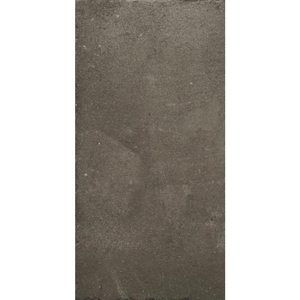 Sienna Mocha Textured Stone Effect Matt Floor Tiles - 30 x 60cm  Profile Large Image