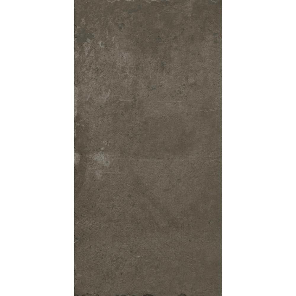 Sienna Mocha Textured Stone Effect Matt Floor Tiles - 30 x 60cm  additional Large Image