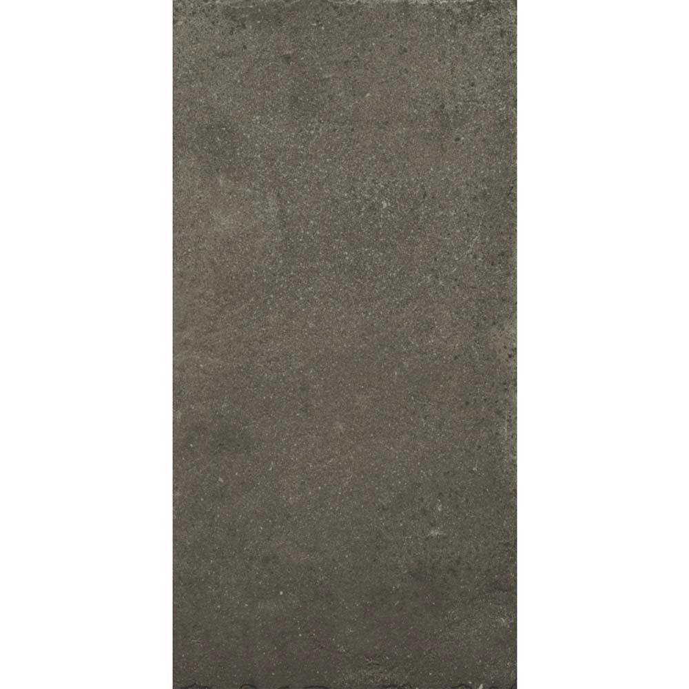 Sienna Mocha Textured Stone Effect Matt Floor Tiles - 30 x 60cm  Newest Large Image