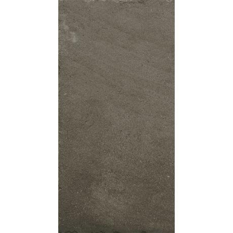 Sienna Mocha Textured Stone Effect Matt Floor Tiles - 30 x 60cm