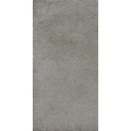 Sienna Grey Textured Stone Effect Matt Floor Tiles - 30 x 60cm