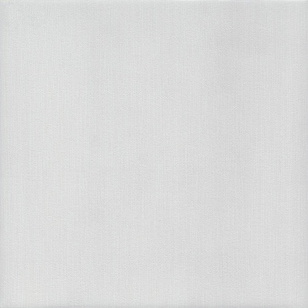 Arden White Linen Effect Porcelain Floor Tiles - 60 x 60cm Large Image