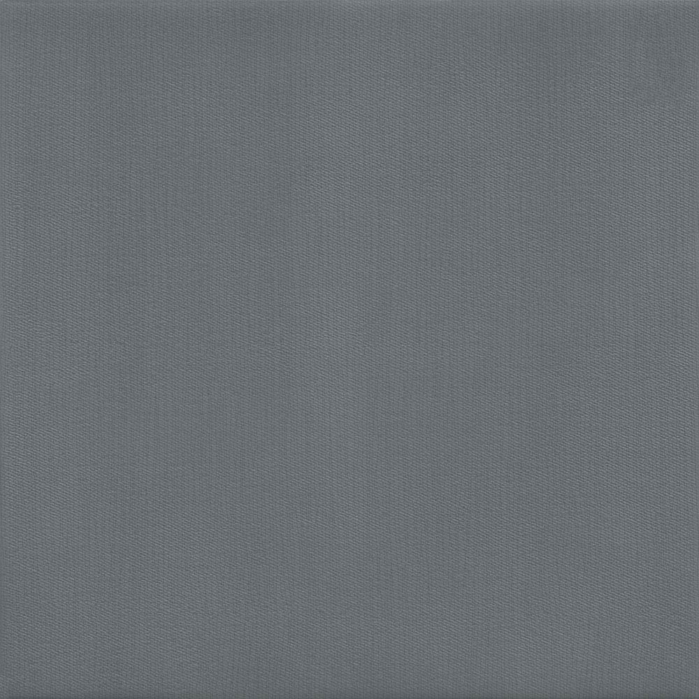 Arden Anthracite Linen Effect Porcelain Floor Tiles - 60 x 60cm Large Image