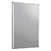 Turin 500 x 700mm Battery Operated Illuminated LED Mirror profile small image view 1