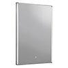 Turin 500x700mm LED Illuminated Mirror Inc. Touch Sensor - GS112 profile small image view 1