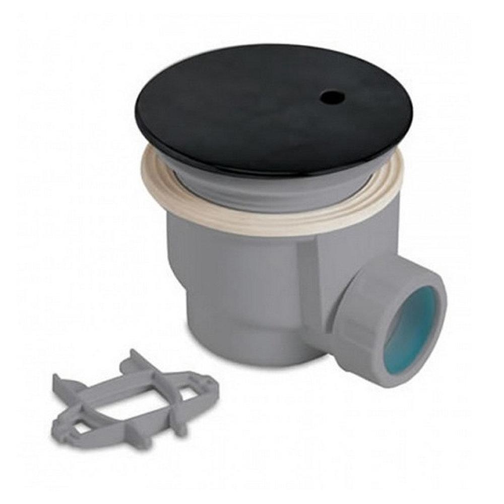 Crosswater 90mm High Flow Waste - Slate - GTHFW6190