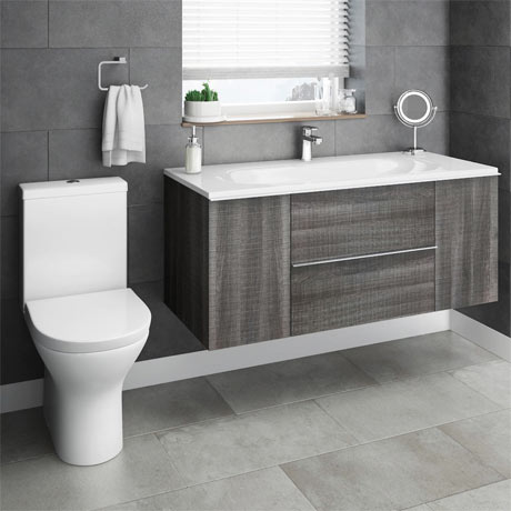 Galloway 4 Piece Bathroom Suite