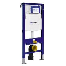 Geberit - Duofix WC Frame with UP320 Cistern - 1.12m Medium Image
