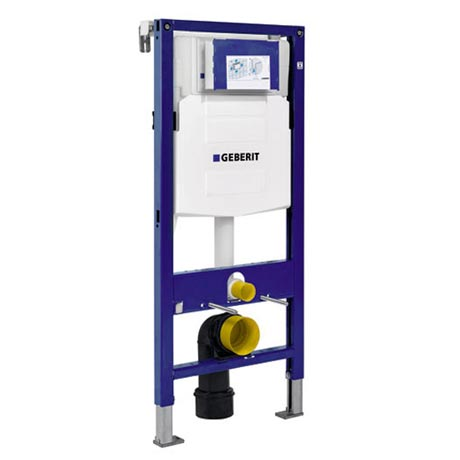 Geberit - Duofix WC Frame with UP320 Cistern - 1.12m