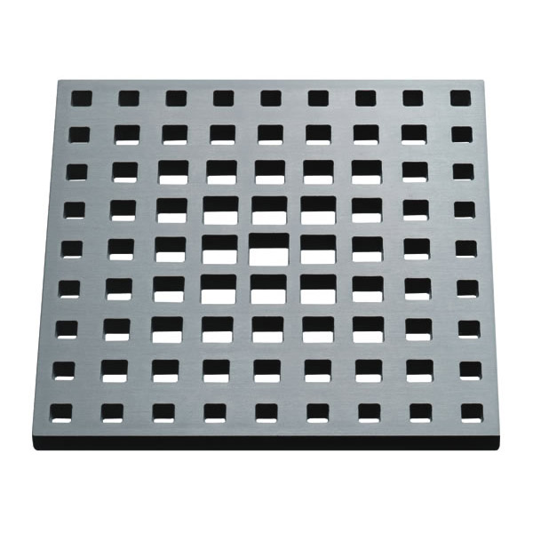 Geberit - Shower Grating - Architectural Squares profile large image view 1