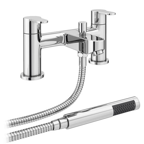 Gio Modern Bath Shower Mixer Taps