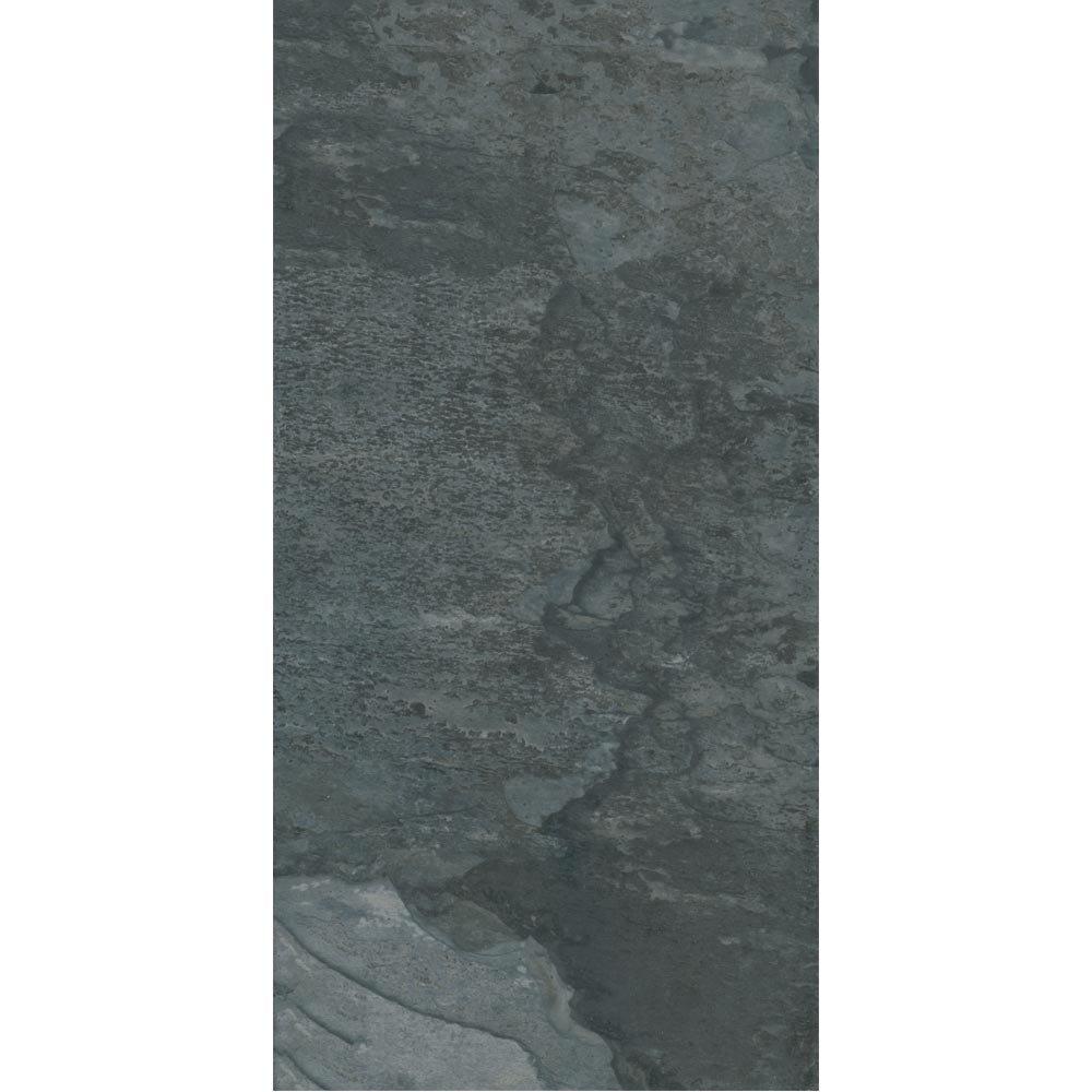 Grado Anthracite Tile (Matt Textured - 600 x 300mm) Large Image