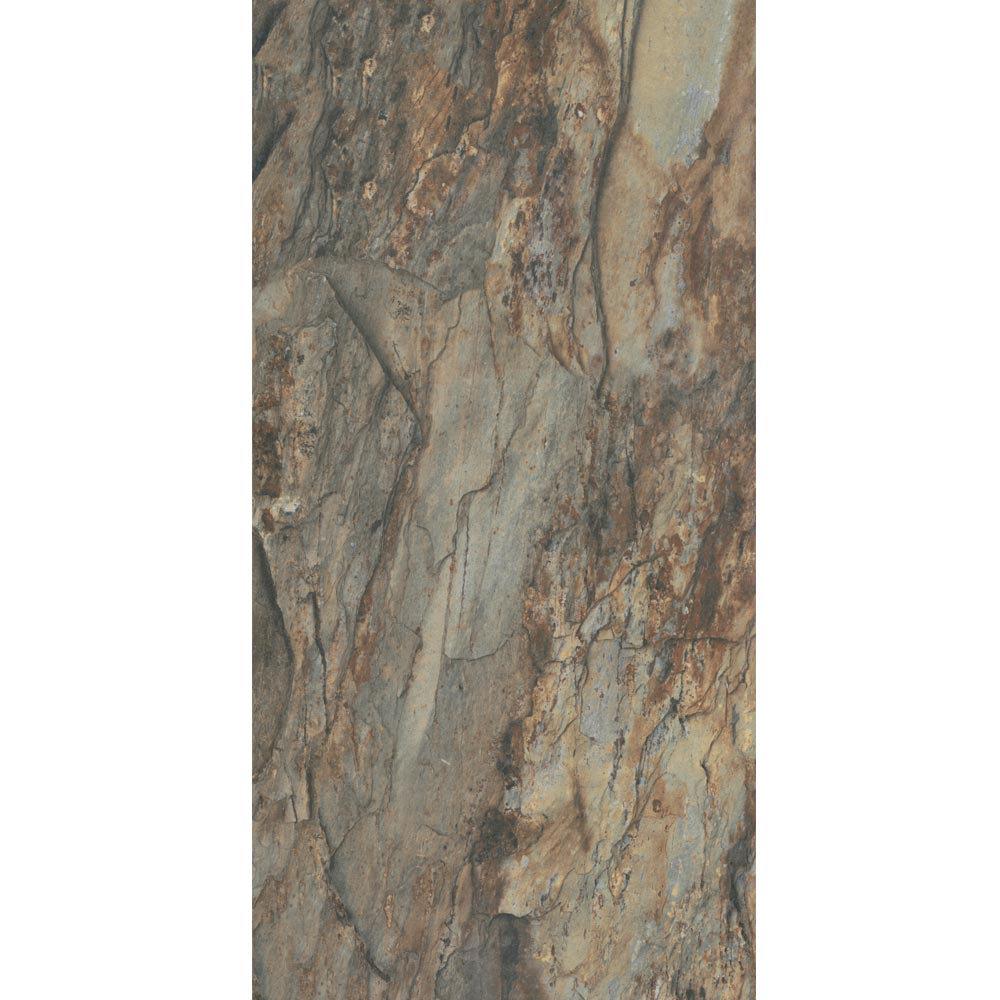 Grado Brown Tile (Matt Textured - 600 x 300mm) Large Image