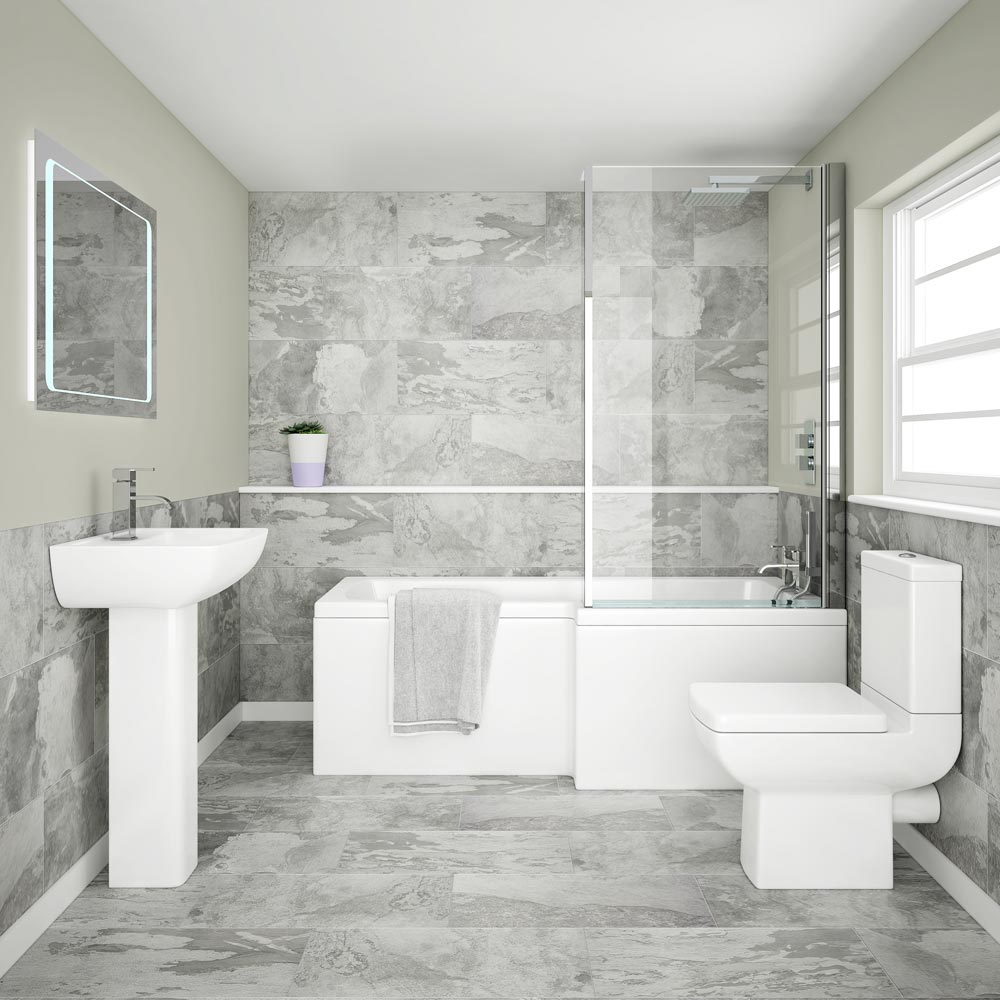 Bathroom Tile: 10 Refreshing Bathroom Tiling Ideas
