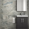 Grado Grey Tile (Matt Textured - 600 x 300mm) Small Image